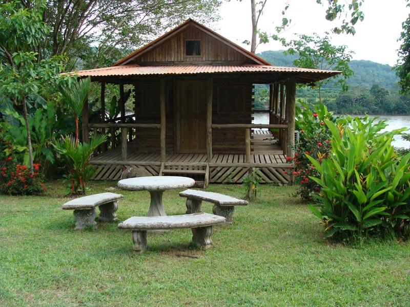 Construccion De Cabanas De Maderas Costa Rica Panama